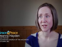 Deanna Hayden talks about her pastoral care journey