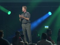 Justin Pickard Recognizes College Students: M15 Plenary #3