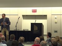 Plenary Session with T. Scott Daniels: Worship Pre-Conference