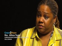 Althea Taylor on the difference between compassion and justice