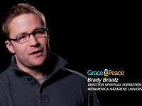 Spiritual formation for College Students with Brady Braatz