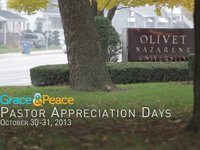 ONU Pastor Appreciation Days 2013