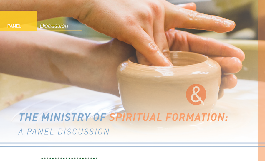 spiritual formation title