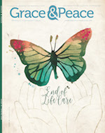 Grace and Peace Spring 18 cover