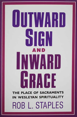 outward sign inward grace